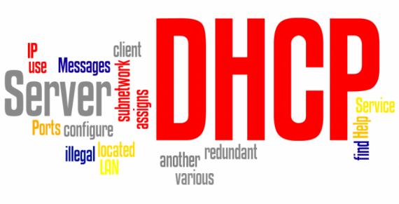 نصب سرویس DHCP روی  cent-OS