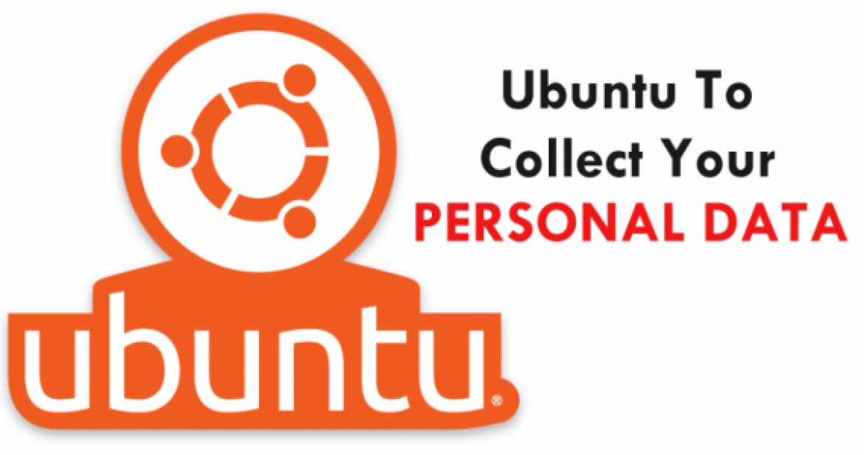اوبونتو قصد دارد اطلاعات شخصی کاربران خود را جمع آوری کند